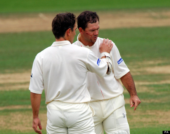 ricky ponting cut lords