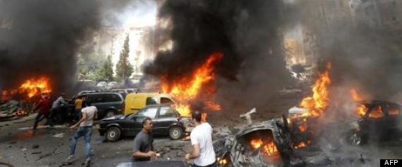 LIBAN EXPLOSION RAMADAN