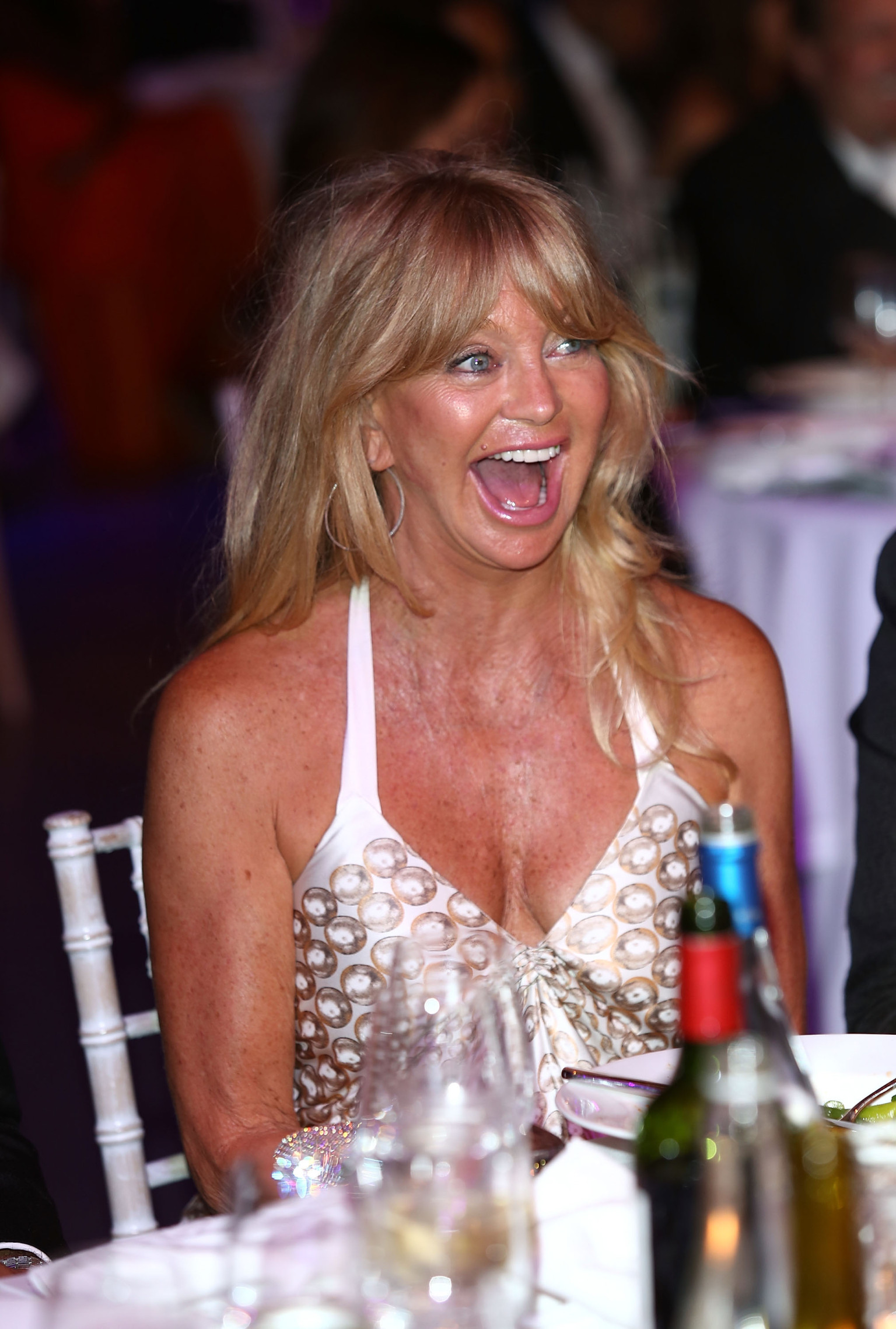 Goldie Hawn Then and Now