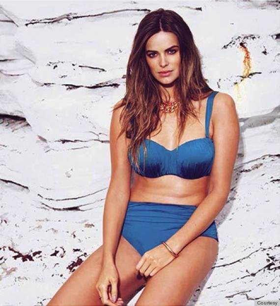 Robyn Lawley couple