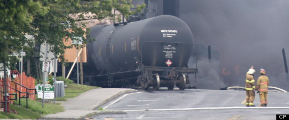 LAC MEGANTIC SAFETY RECORD