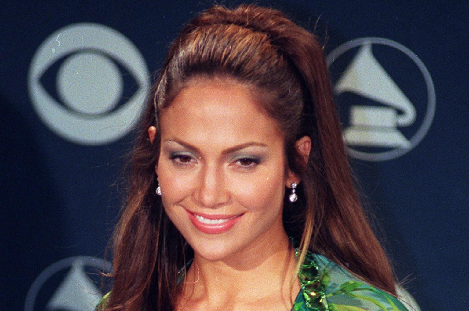 Jennifer Lopez: Jennifer Lopez On THAT Green Dress: 'What's The Big Deal