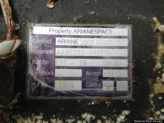 Un débris d'Ariane 5 O-FLORIDA-KEYS-SPACE-JUNK-570