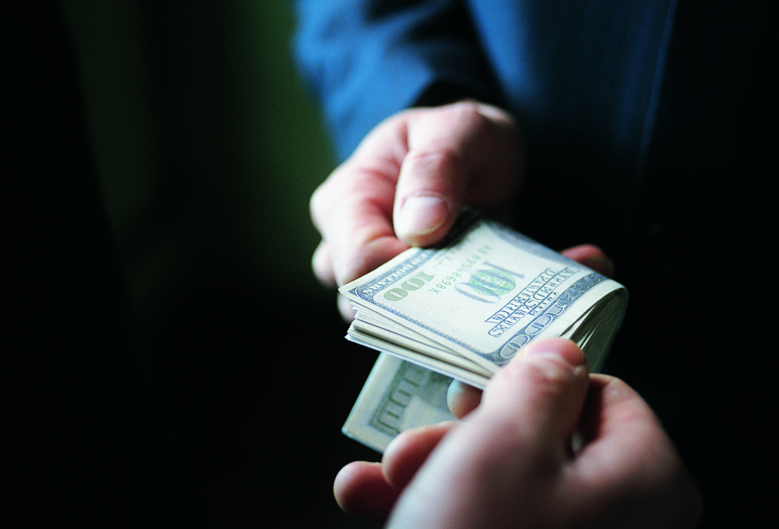 bribe live