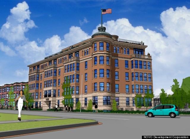 1600 pennsylvania avenue apartments