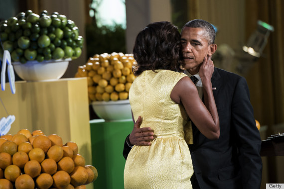 michelle obama kids state dinner