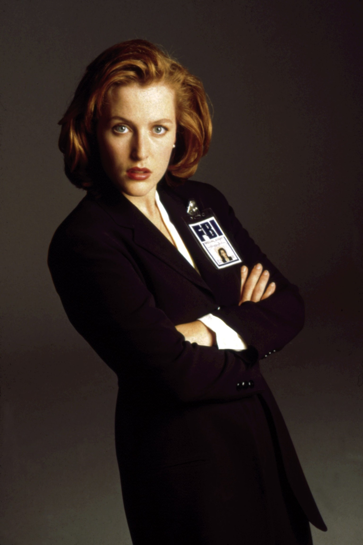Gillian Anderson interview x files