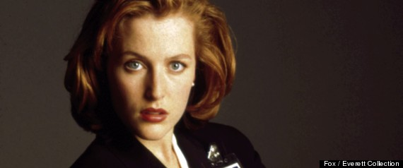 gillian anderson the x-files