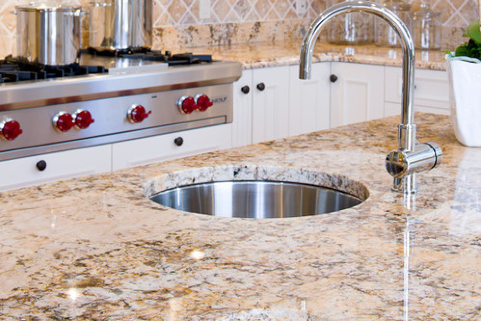 kitchen countertops buying guide n kitchen countertop materials Kitchen Countertops Buying Guide The Ins And Outs Of The Best Options On The Market PHOTOS HuffPost