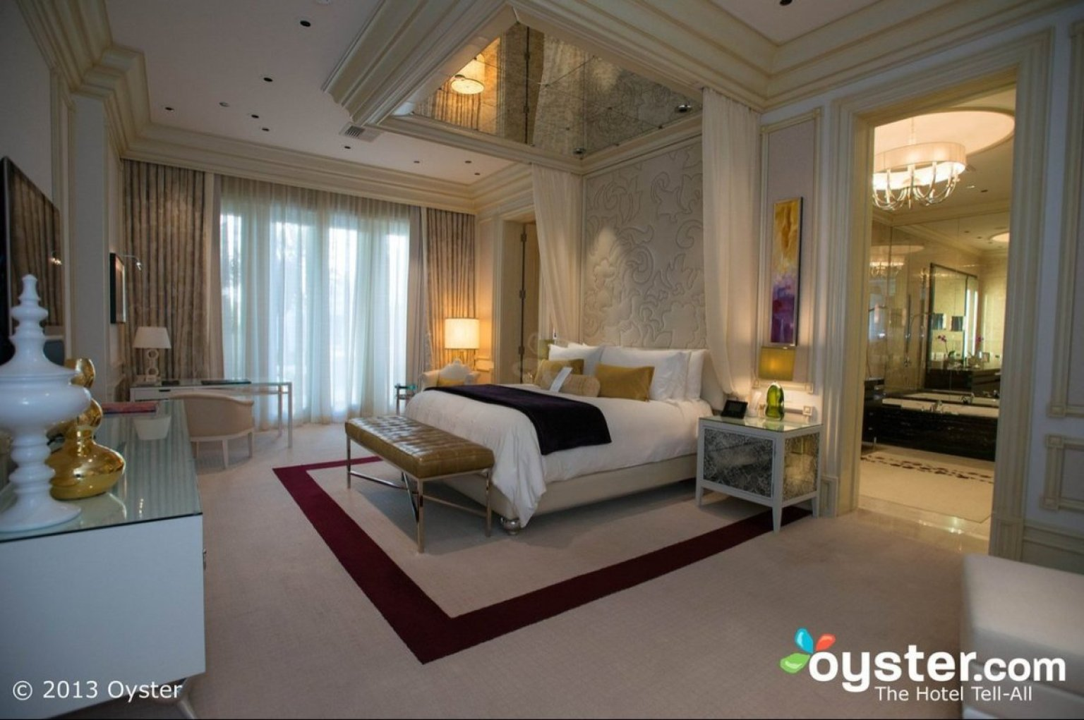 5 Of The Most Uber Luxurious Suites In Las Vegas Oyster
