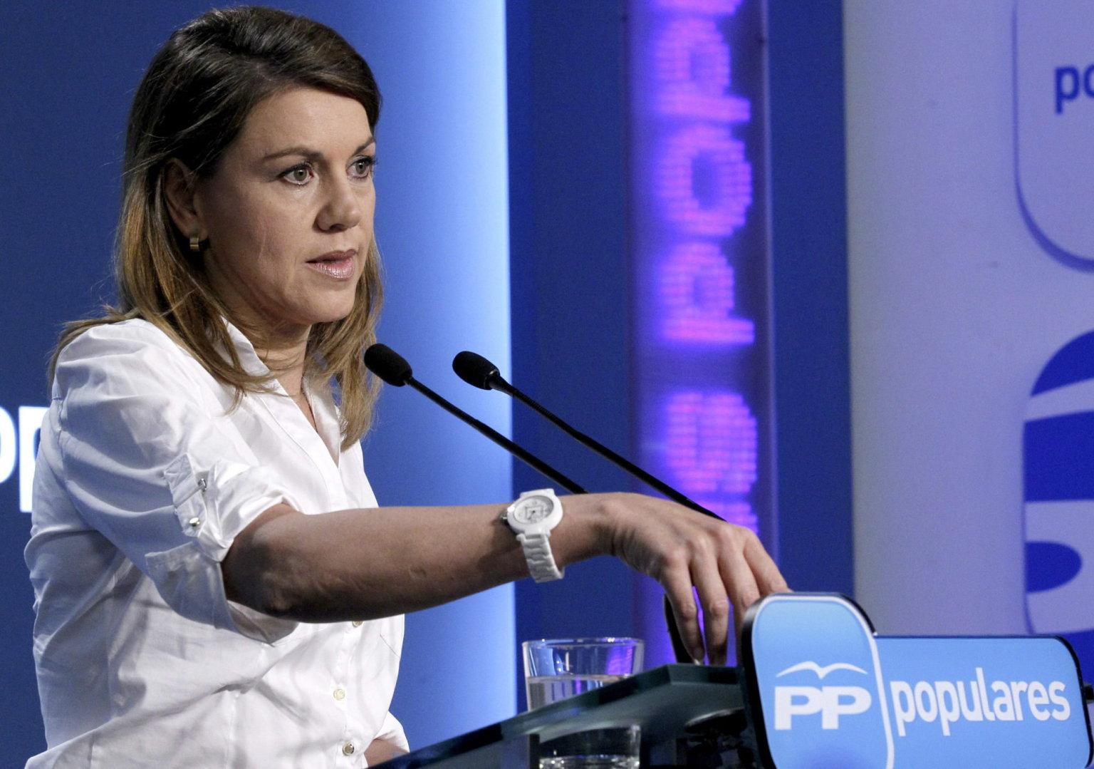 Cospedal ampl a su demanda civil contra b rcenas for Juzgado de dolores