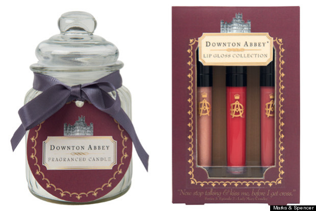 downtonabbeycandle