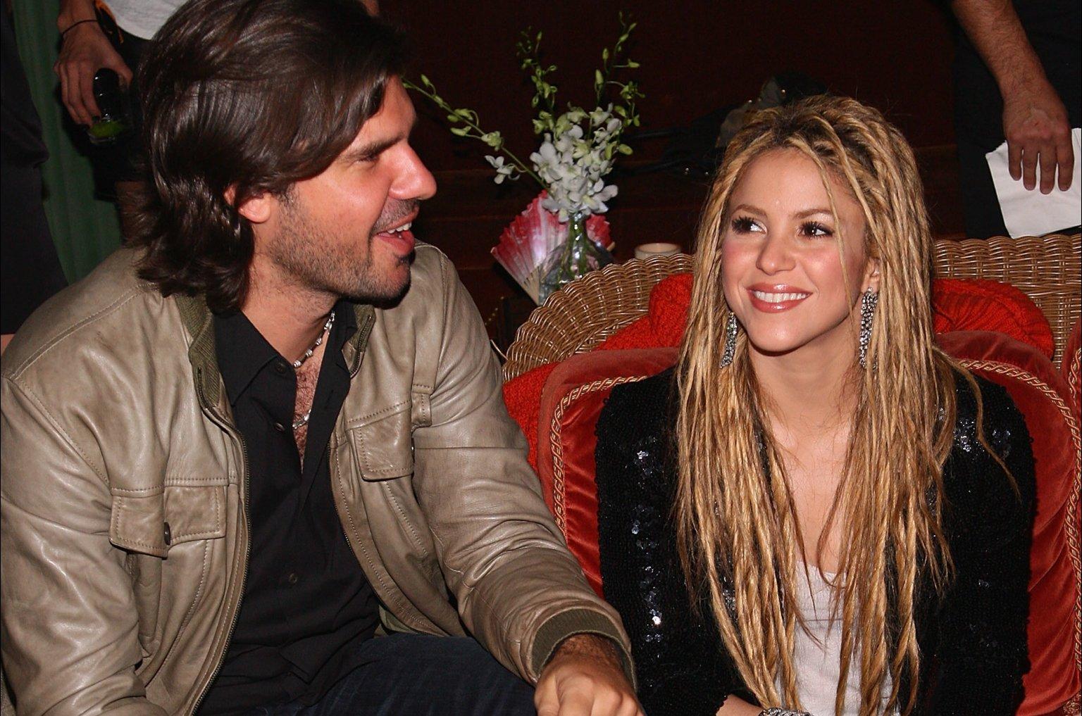 Shakira le gana la demanda a Antonio De La Rúa y le pide