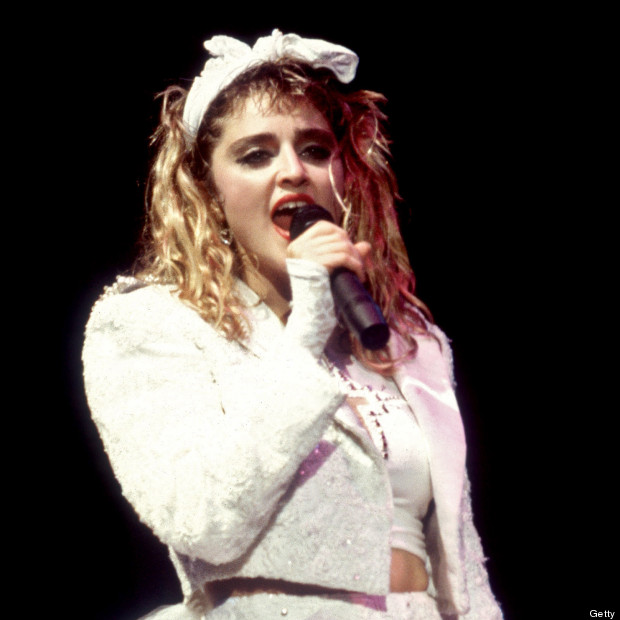 madonna eighties