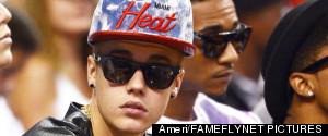Justin Bieber Pees