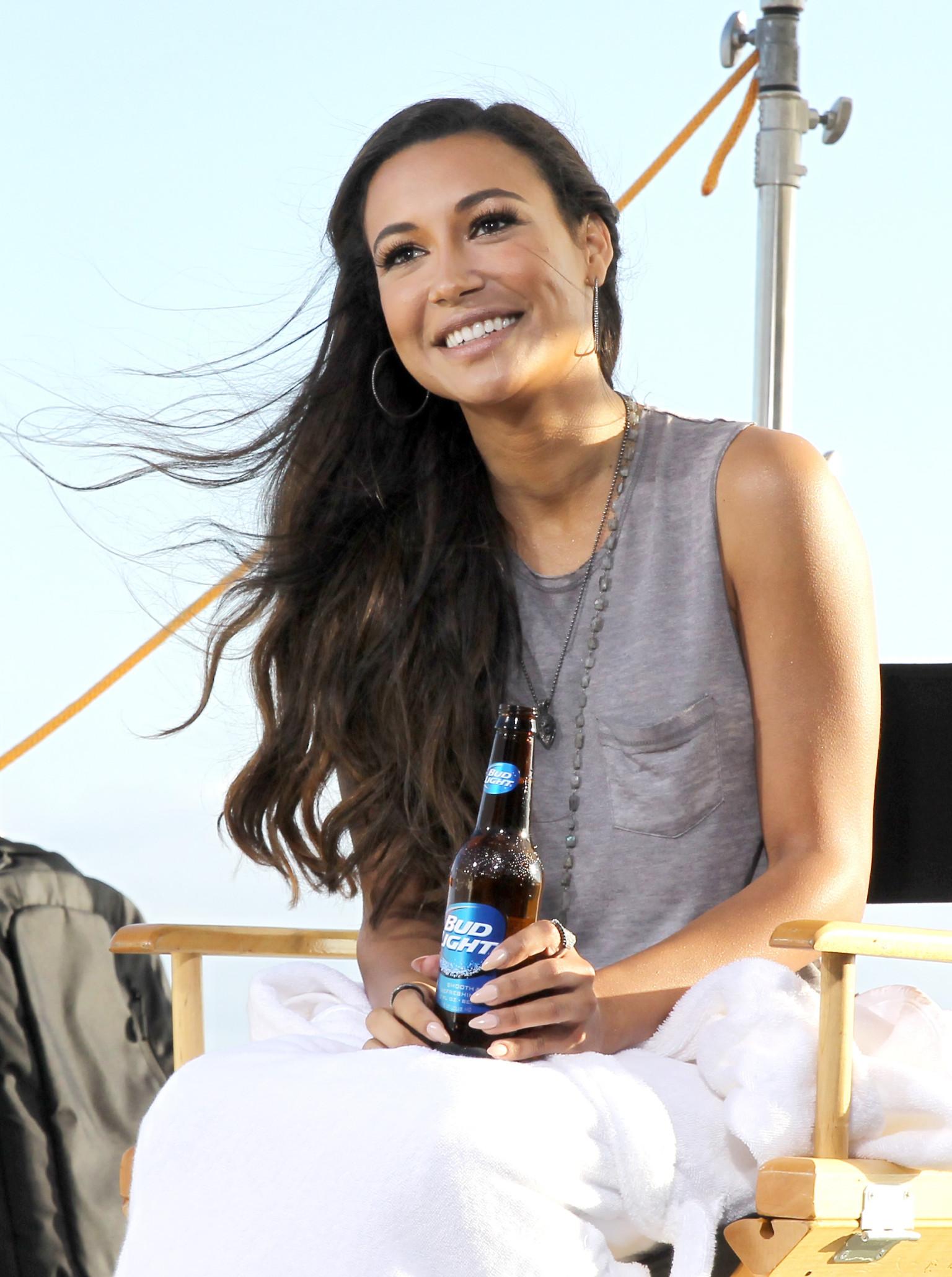 Naya Rivera Talks Glee Fans Ideal Drinking Buddy For