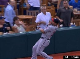Oswaldo Arcia catch fail