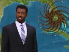 Deon Cole Breaks Down Hurricane Chantal's Path