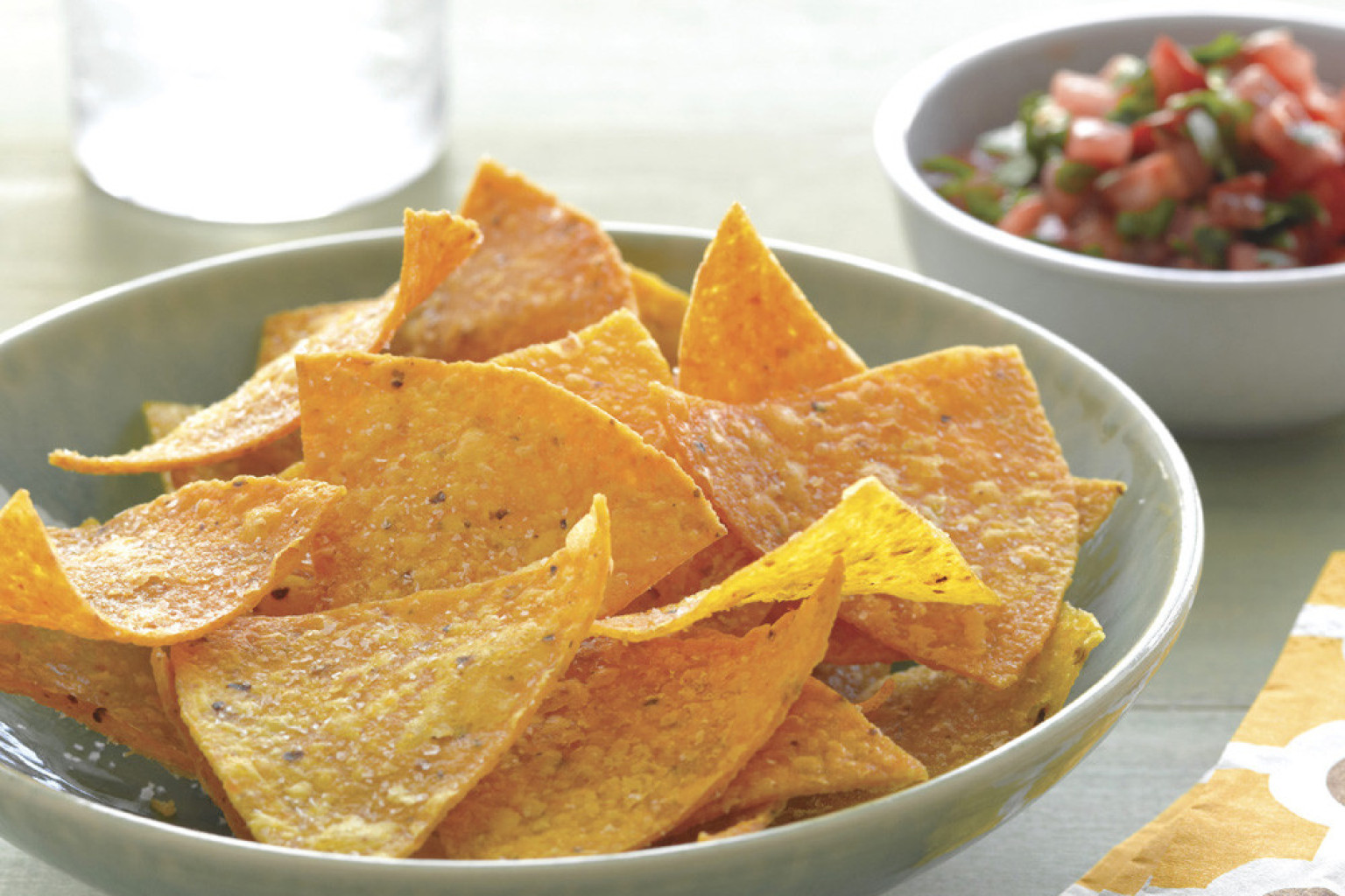 Recipe Of The Day Tortilla Chips Huffpost