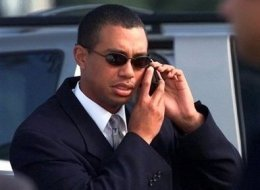 Tiger Woods Voicemails