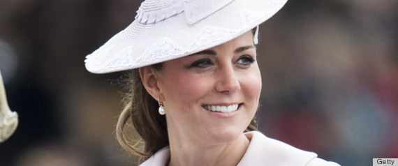 kate middleton bébé