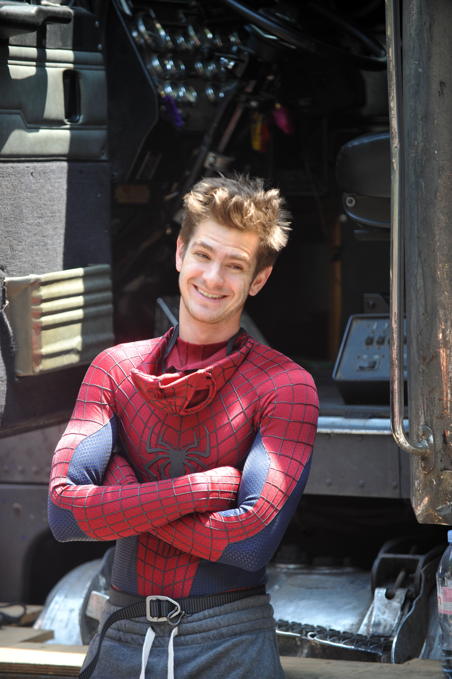 Andrew Garfield On Spider-Man: 'Why Can't He Be Gay?' Andrew Garfield Gay