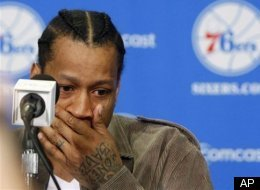 Allen Iverson Press Conference