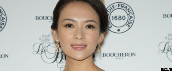 asian actresses style