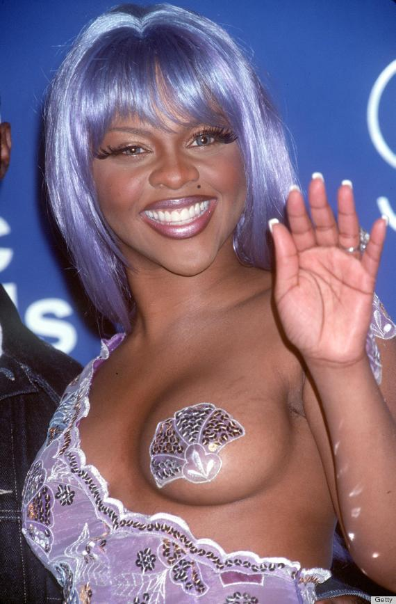 lil kim purple pasty