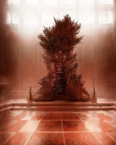 real iron throne