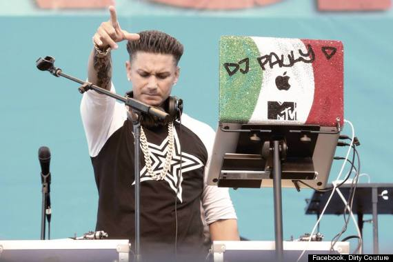pauly d dirty couture
