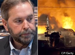 mulcair rail safety