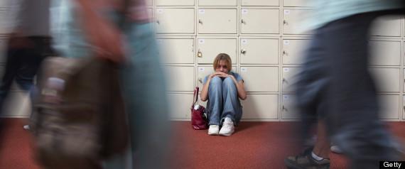 TEENAGER BULLIED