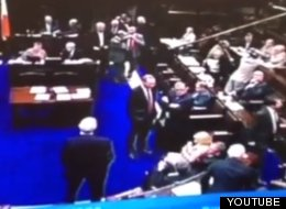 WATCH: Irish Politician Grabs Female Colleague During Abortion Debate