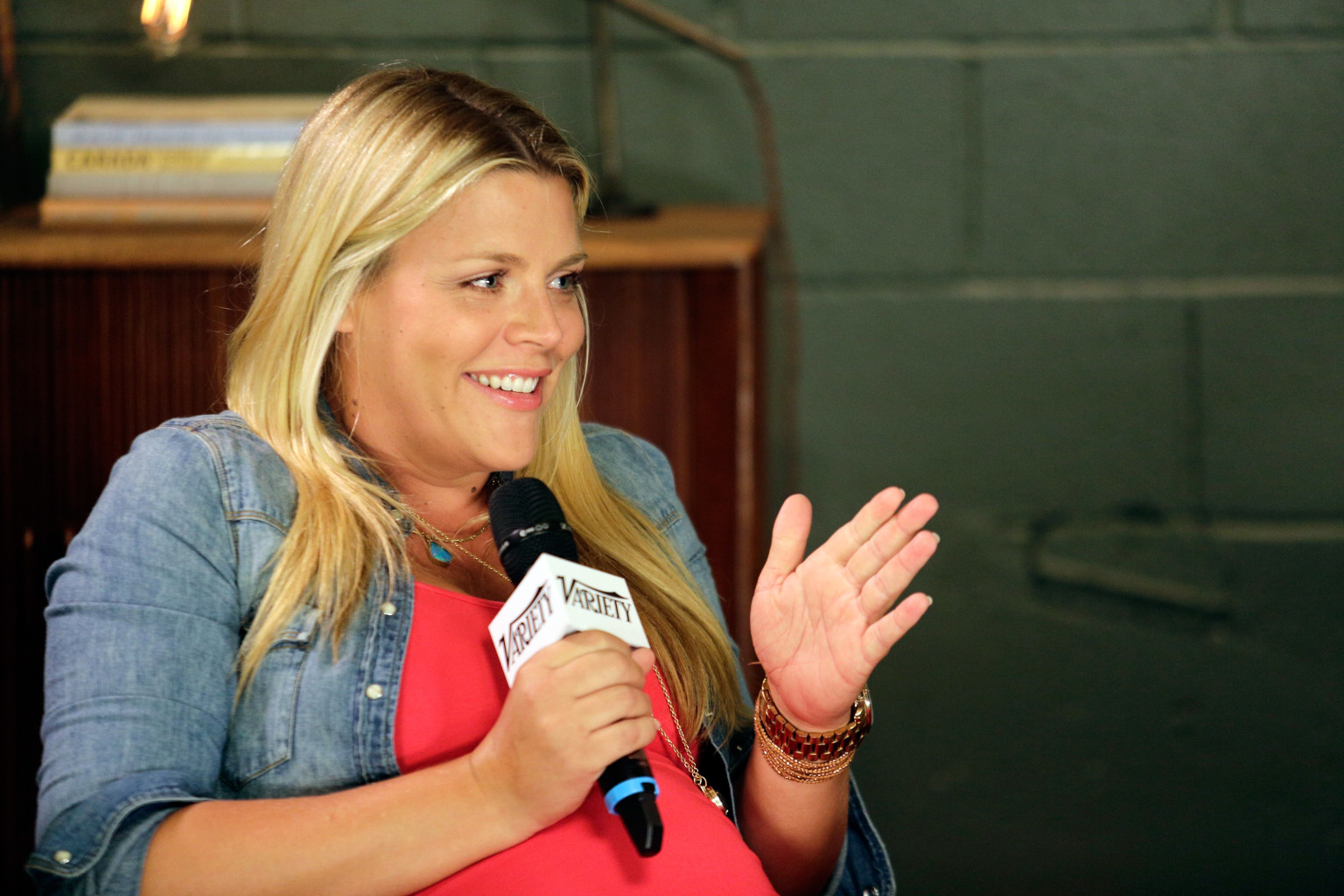 Busy Philipps Interview Busy Philipps Explains Why Nbc