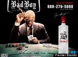 Dennis Rodman Is Going Into The Liquor Business