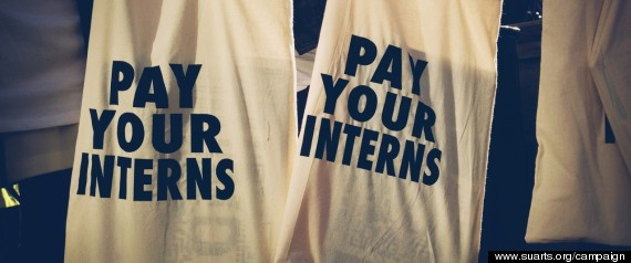 Pay Your Interns Bag
