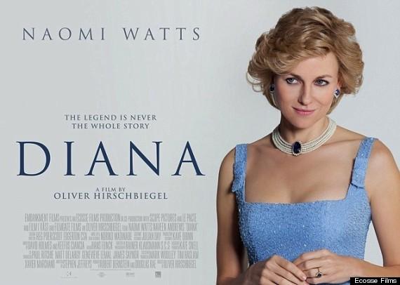diana film poster