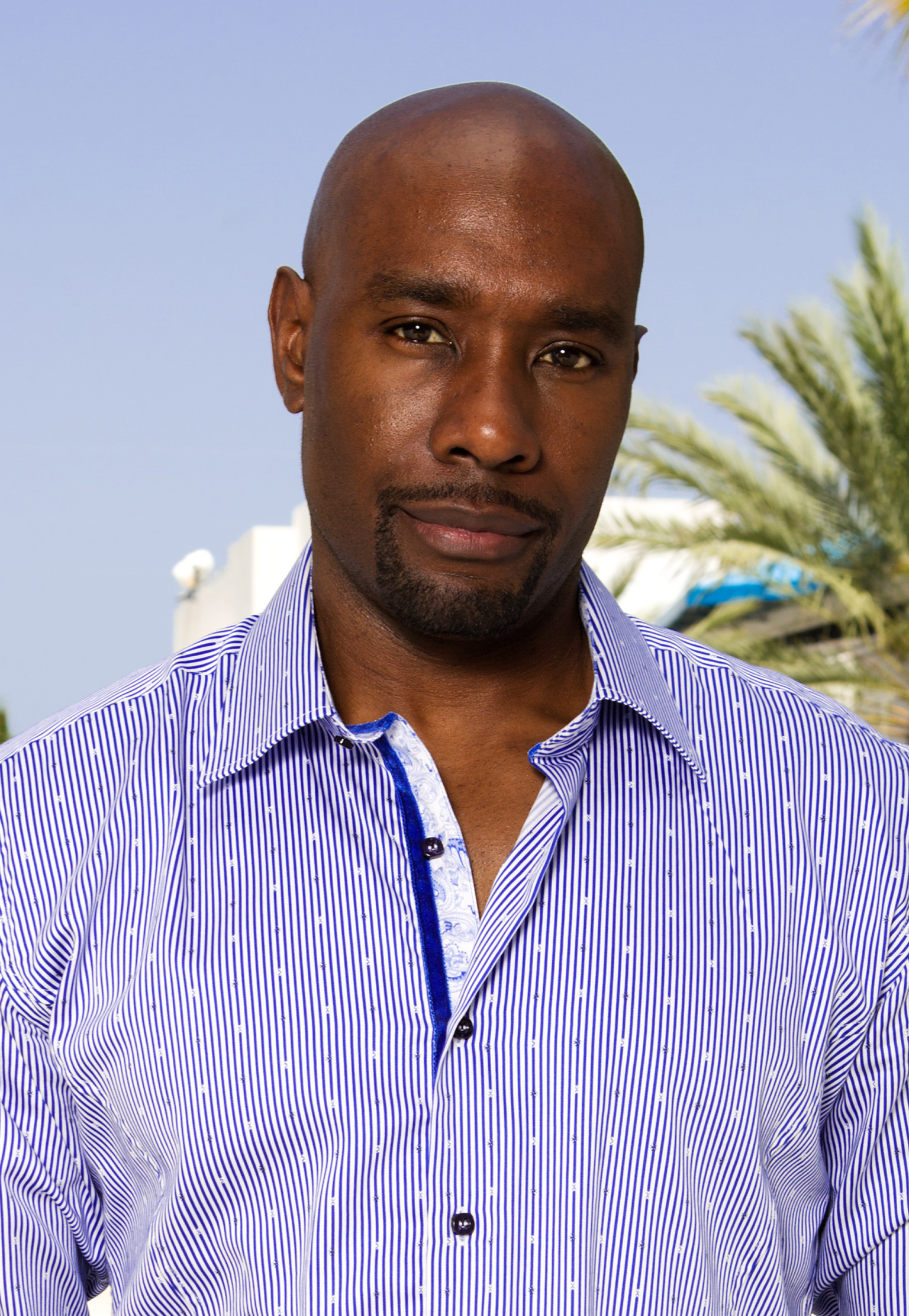 morris chestnut workout