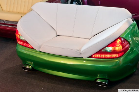 Weird Couches 11 extreme sofas that will make you rethink your trusty couch
