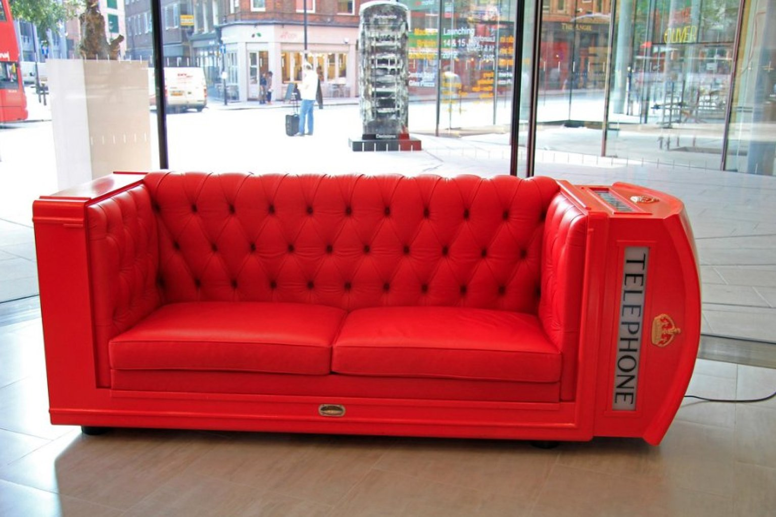 11 extreme sofas that will make you rethink your trusty couch photos