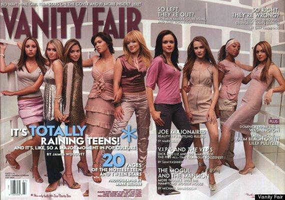 vanity fair july 2003