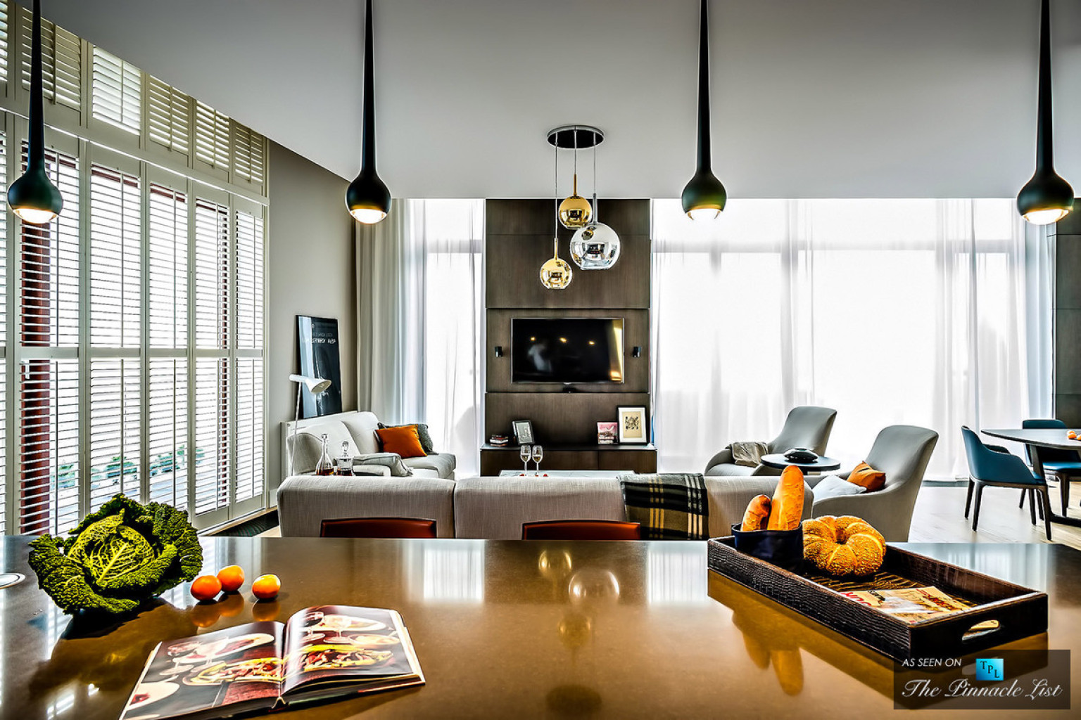 Nowe Powiśle Penthouse In Warsaw Poland Has The Most