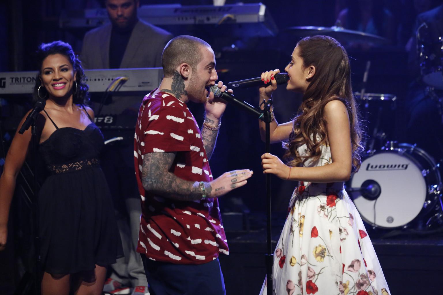 Ariana Grande The Way Remix Feat Fabolous Listen