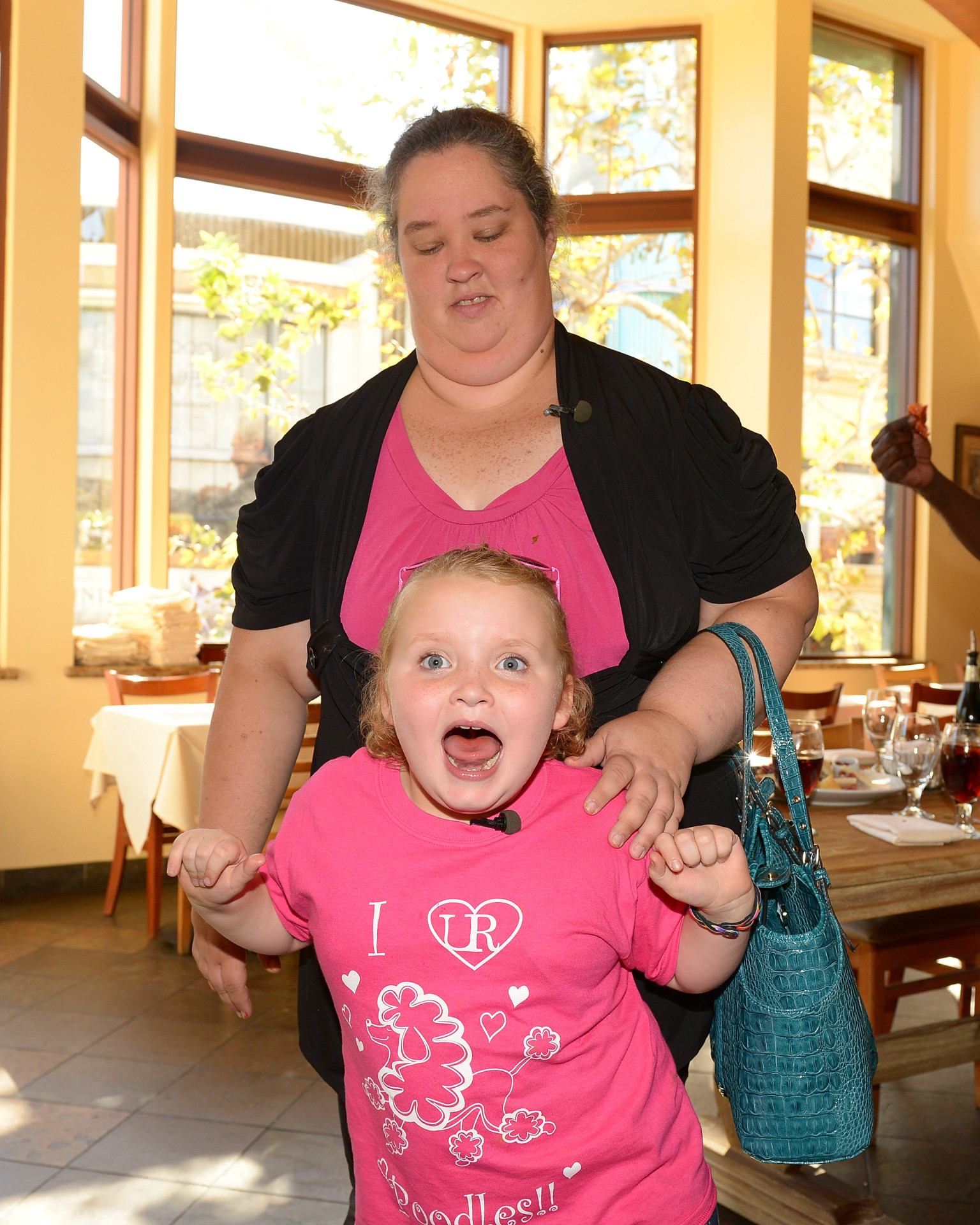 Mama June is declaring war against TLC and the Duggars