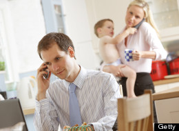 Work at Home Parents Neglect Their Children