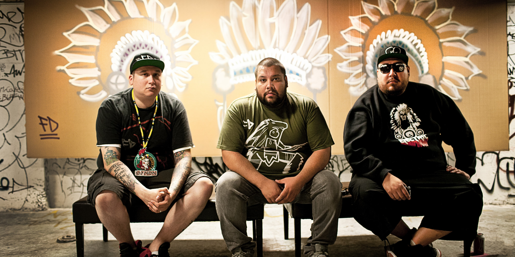 Image result for a tribe called red