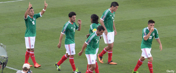 GOLD CUP MEXICO