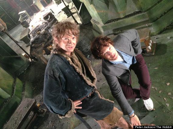 smaug bilbo hobbit