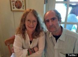 Philip Roth and Mia Farrow - Dating Gossip News Photos